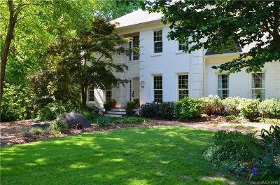 Charlotte Single Family Home For Sale: 5105 Daresby Court