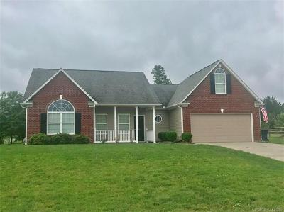 Lincolnton Single Family Home For Sale: 9001 Wagon Trail
