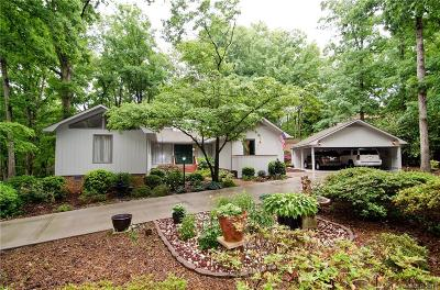 Lake Wylie Single Family Home For Sale: 4 Hickory Nut Lane