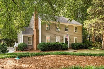 Charlotte NC Single Family Home For Sale: $549,000