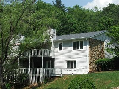 Asheville Condo/Townhouse For Sale: 61 Hollybrook Drive