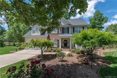 Mint Hill Single Family Home Under Contract-Show: 9708 Luckwood Court