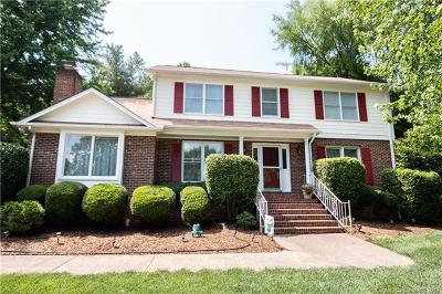 Huntersville Single Family Home For Sale: 16429 Breckshire Drive