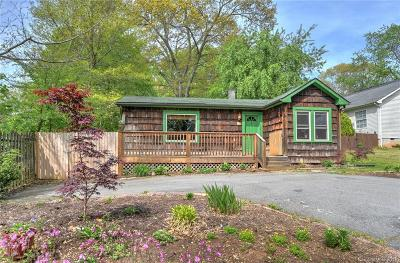 Asheville Single Family Home Under Contract-Show: 12 Spring Drive