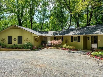 Tryon NC Single Family Home For Sale: $725,000