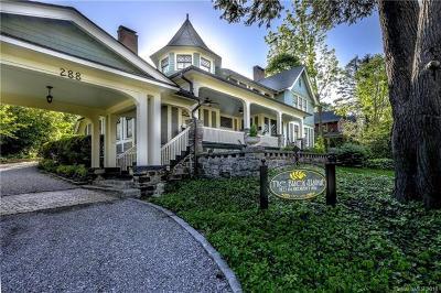 Asheville Multi Family Home For Sale: 288 Montford Avenue
