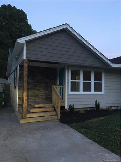Charlotte Single Family Home For Sale: 4633 Murrayhill Road