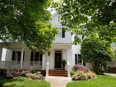 Davidson Single Family Home Under Contract-Show: 136 Lynbrook Drive