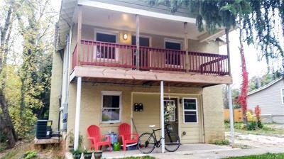 Asheville Single Family Home For Sale: 53 Hanover Street