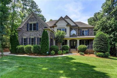 Mooresville, Kannapolis Single Family Home Under Contract-Show: 124 Tea Olive Lane