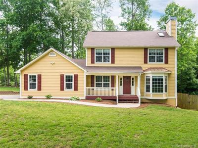 Asheville Single Family Home For Sale: 1 Eagles Nest Lane