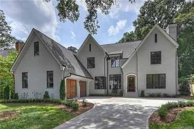Charlotte, Davidson, Indian Trail, Matthews, Midland, Mint Hill, Indian Land, Catawba, Clover, Fort Mill, Lake Wylie, Rock Hill, Tega Cay, York Single Family Home For Sale: 2030 Norton Road