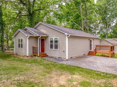 Asheville Single Family Home For Sale: 17 Sand Hill School Road