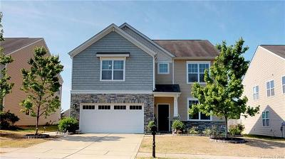 Charlotte Single Family Home For Sale: 8118 Red Water Road