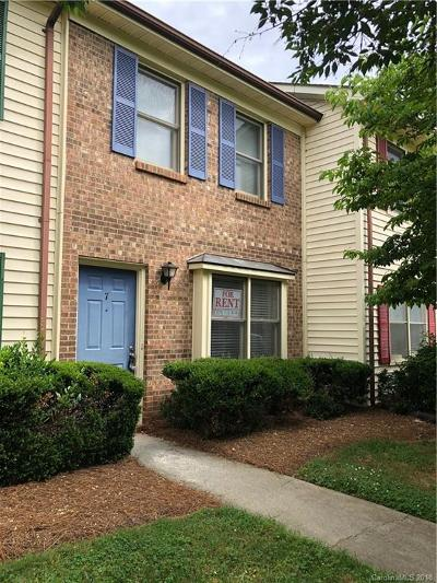 Union County Rental For Rent: 1109 Keswick Place #7