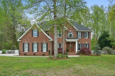 Rock Hill Single Family Home For Sale: 1321 Yellowood Court