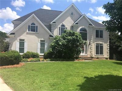 Fort Mill Single Family Home For Sale: 154 Lake Pointe Drive