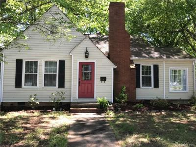 Union County Single Family Home For Sale: 405 Lancaster Avenue