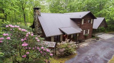 Lake Toxaway Single Family Home For Sale: 360 Cherokee Trace
