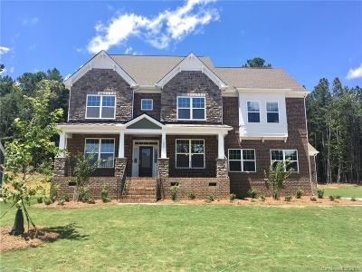Charlotte Single Family Home For Sale: 14203 Derby Farm Lane #186
