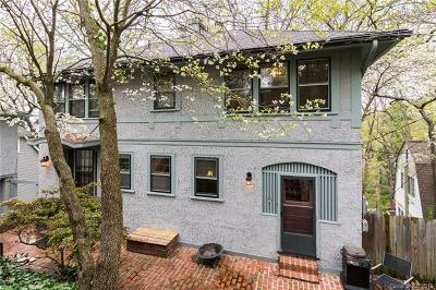 Asheville Single Family Home For Sale: 22 Howland Road