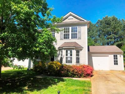 Cornelius Single Family Home For Sale: 11246 Heritage Green Drive