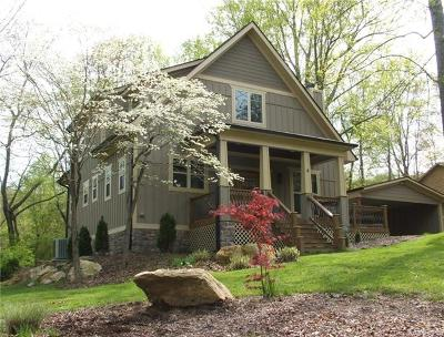 Asheville Single Family Home For Sale: 4 Parkway Loop