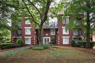 Myers Park Condo/Townhouse Under Contract-Show: 416 Queens Road #4