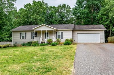 Hickory Single Family Home Under Contract-Show: 4567 Kings Court