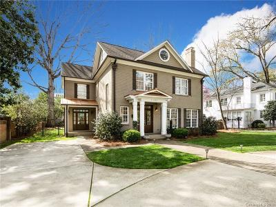Charlotte Single Family Home For Sale: 1132 Providence Road