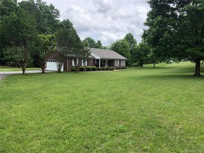 Concord Single Family Home For Sale: 3900 Trinity Church Road