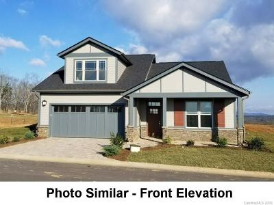 Single Family Home For Sale: 87 Hogans View Circle #506