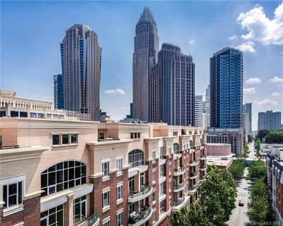 Charlotte NC Condo/Townhouse For Sale: $500,000