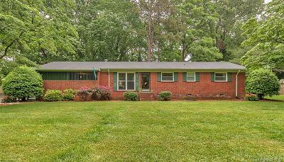 Charlotte Single Family Home For Sale: 6812 Melody Lane