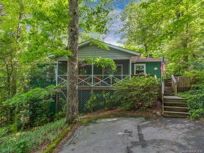 Saluda Single Family Home For Sale: 651 Memory Lane
