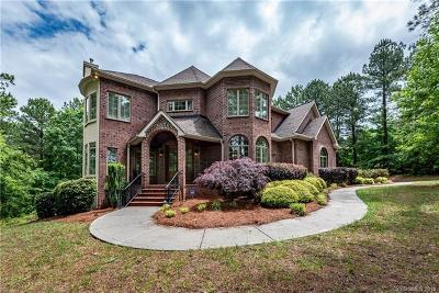 Mooresville Single Family Home For Sale: 145 Summerwind Drive