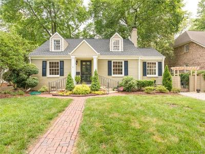 Charlotte Single Family Home Under Contract-Show: 2225 Colony Road