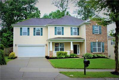 Huntersville Single Family Home For Sale: 7214 Handon Lane