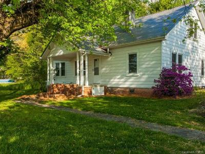 Brevard Single Family Home For Sale: 587 Old Hendersonville Highway