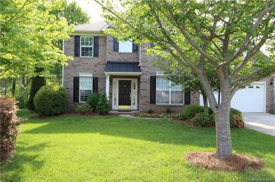 Mooresville, Kannapolis Single Family Home For Sale: 157 Fox Hollow Road