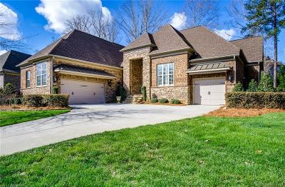 Charlotte Single Family Home For Sale: 5726 Copperleaf Commons Court
