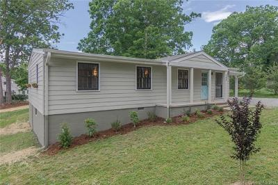 Asheville Single Family Home For Sale: 345 Oakview Park Road #2