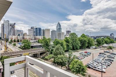 Charlotte Condo/Townhouse For Sale: 710 W Trade Street #706