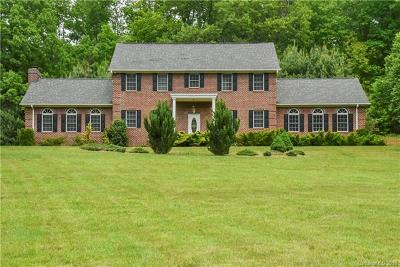 Weaverville Single Family Home For Sale: 311 Spring Hollow Drive #Lot 64