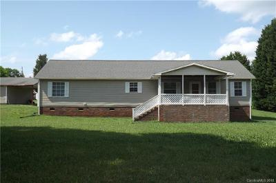 Rowan County Single Family Home For Sale: 3078 Old Hwy 70 Highway