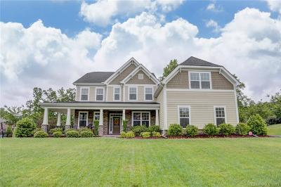 Waxhaw, Weddington Single Family Home For Sale: 4042 Lake Prairie Drive