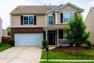 Charlotte NC Single Family Home For Sale: $220,000