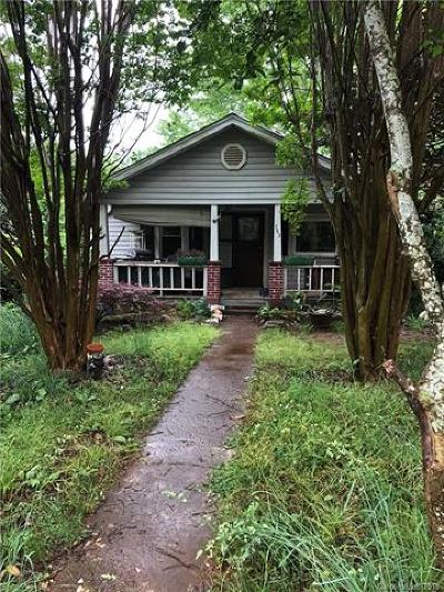 Asheville Single Family Home For Sale: 743 Old Brevard Road #1, 2, 12