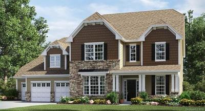 Waxhaw NC Single Family Home For Sale: $491,914