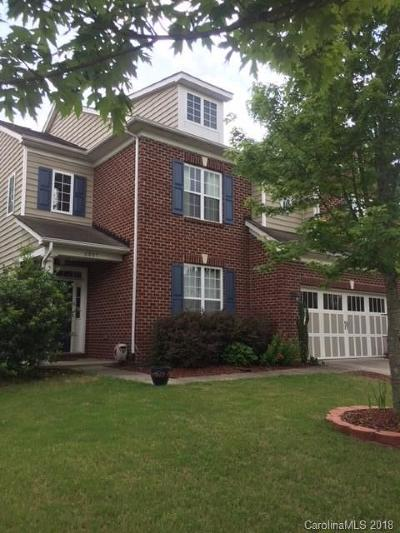 Charlotte NC Single Family Home Under Contract-Show: $385,000